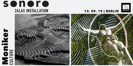 SONORO | An Exhibition by artist 2Alas tickets