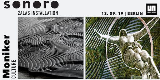 SONORO | An Exhibition by artist 2Alas