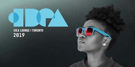 IDEA Lounge 2019 - Toronto tickets