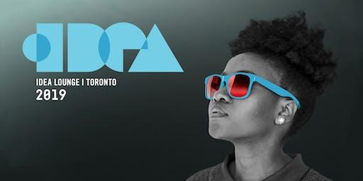 IDEA Lounge 2019 - Toronto