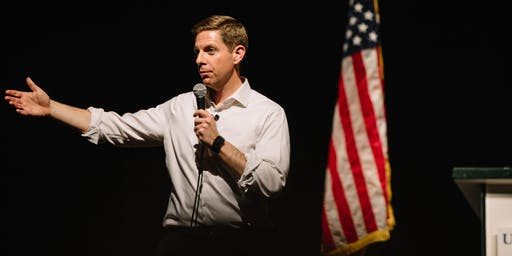 Congressman Mike Levin's Aug 22 Town Hall