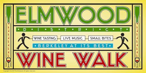 Wine Walk in the Elmwood