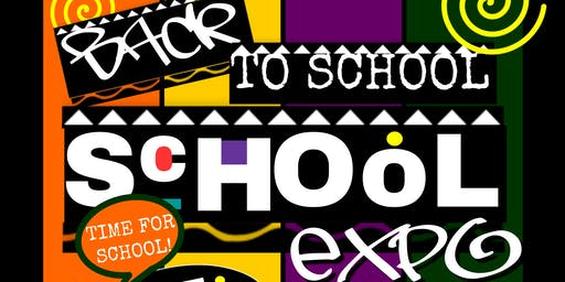 Back to School Expo and School Supply Giveaway