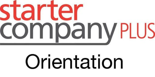 Orientation: Starter Company Plus