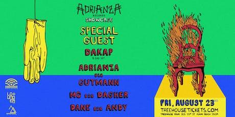 Adrianza Records Showcase tickets