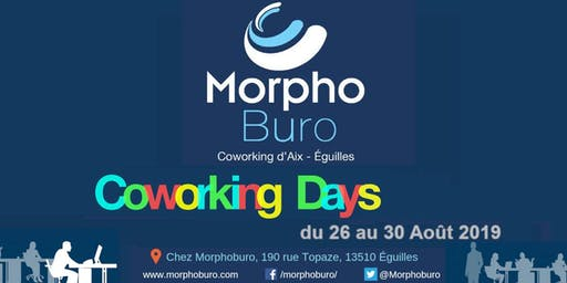 Morpho - Coworking Days