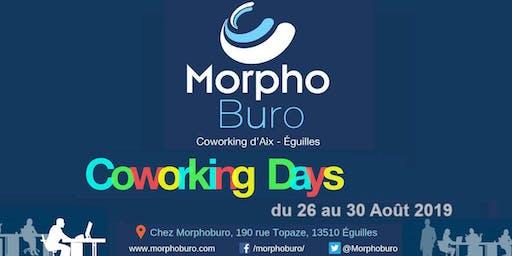 Portes ouvertes - Coworking Days chez Morphoburo Aix-en-Pce/La Ciotat