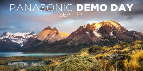 Panasonic Demo Day! tickets
