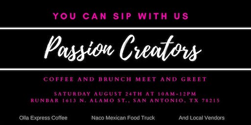 "The Confidence Creators ""You Can Sip With Us"" Meet & Greet Brunch"
