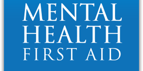 Adult-Mental Health First Aid Training tickets