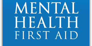 Adult-Mental Health First Aid Training