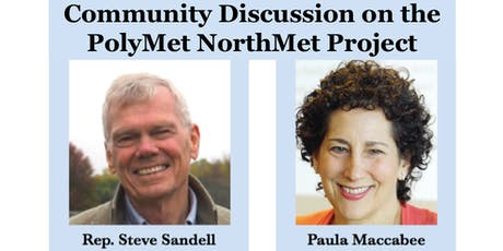 Community Discussion on PolyMet with Rep. Steve Sandell and WaterLegacy tickets