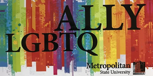 LGBTQ+ Ally Development Workshop at Metropolitan State University