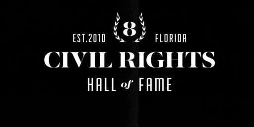 Florida Civil Rights Hall of Fame Induction Ceremony