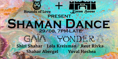 Shaman Dance at Kerem House tickets