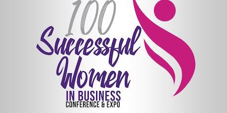 100 Successful Women in Business -  Miami Show tickets