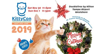 KITTYCON TAMPA BAY 2019 tickets