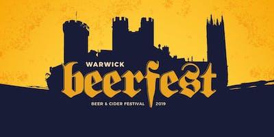 Warwick Beer Fest