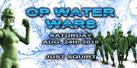 Olympic Peninsula Water Wars tickets
