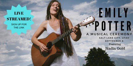 "The ""Dream Walk"" Album Release with Emily Potter tickets"
