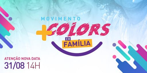 Circuito +Colors em Familia