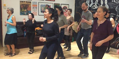 Salsa, Bachata & Merengue Dance Class Series (Sep. 9 - Oct. 7)