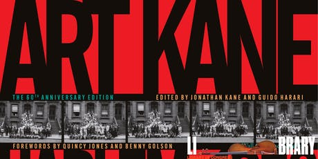 """Art Kane: Harlem 1958"" [PANEL/LECTURE] tickets"