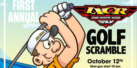 IXCR 1st Annual Golf Outing tickets
