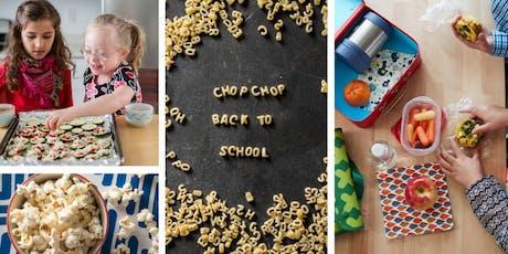 Lil Chefs - Back to School Breakfasts tickets