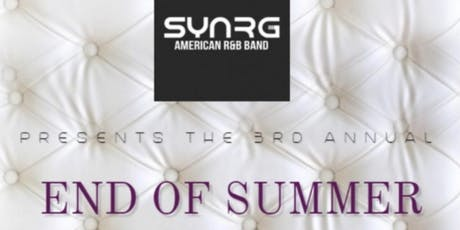 SynRG 3rd Annual All White Affair tickets