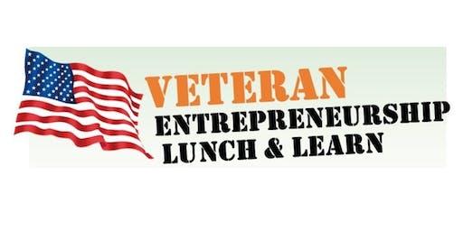Veteran Entrepreneurship Lunch & Learn