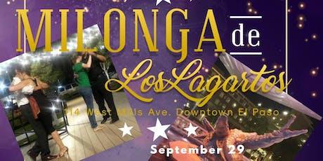 Tango at San Jacinto Plaza - Downtown tickets
