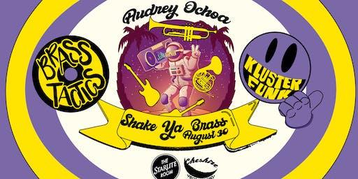 Shake Ya Brass Party with Klusterfunk , Brasstactics & Audrey Ochoa