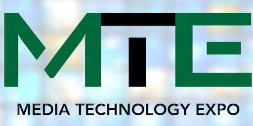 Media Tech Expo - Portland - MTE2019