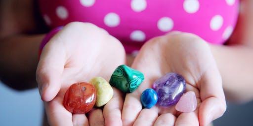 Beginner Crystal Workshop for Kids