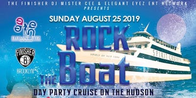 ROCK The Boat Day Party