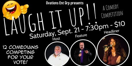 Laugh It Up Comedy Competition tickets