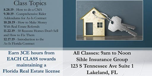 Robert Gress Nov.: LAKELAND: 50 Reasons Homes Don't Sell and How To Fix Them