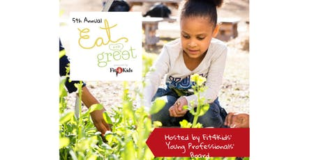 Fit4Kids' 5th Annual Eat & Greet tickets