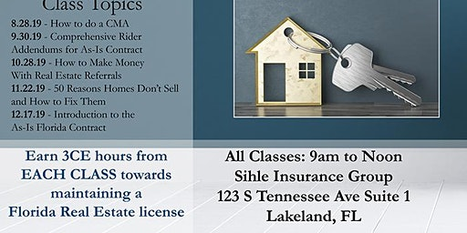 Robert Gress Dec.: LAKELAND: Intro to the As-Is Florida Contract