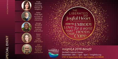 Liberated & Joyful Heart:How to Embody Care for a World That Needs Our Care tickets