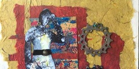 Mixed Media Collage-Wednesdays Oct 2,9,16,23, 3:30-6pm tickets
