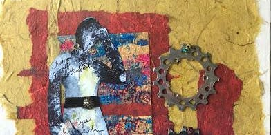 Mixed Media Collage-Wednesdays Oct 2,9,16,23, 3:30-6pm