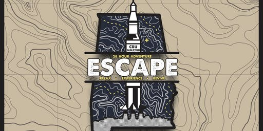 Cru Escape 2019- 28 hour retreat
