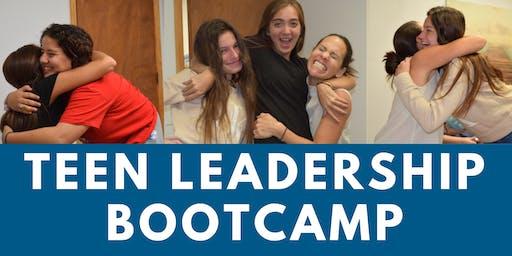 Teen Leadership Bootcamp