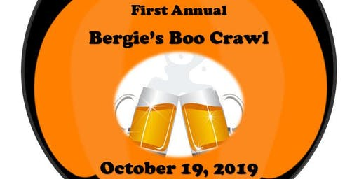 1st Annual Bergie's Boo Crawl