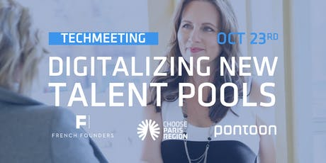 TechMeeting - Digitalizing New Talent Pools tickets