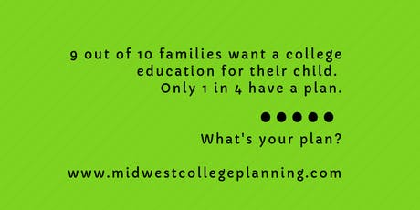 Pickerington Area-Free College Planning Event tickets