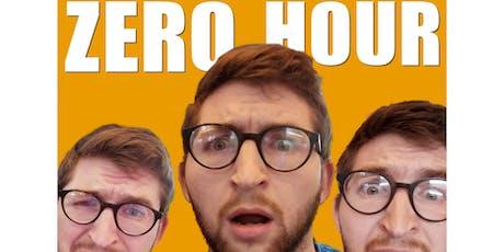Tom Mason: Zero Hour tickets