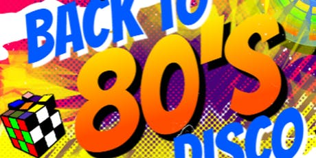 80's Disco Party with DJ PM tickets